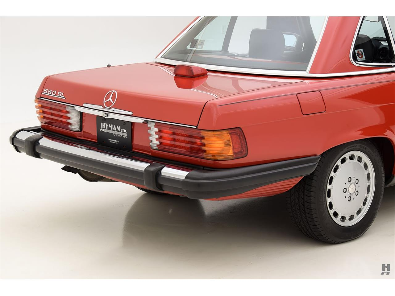 1987 Mercedes-Benz 560SL for sale in Saint Louis, MO – photo 23