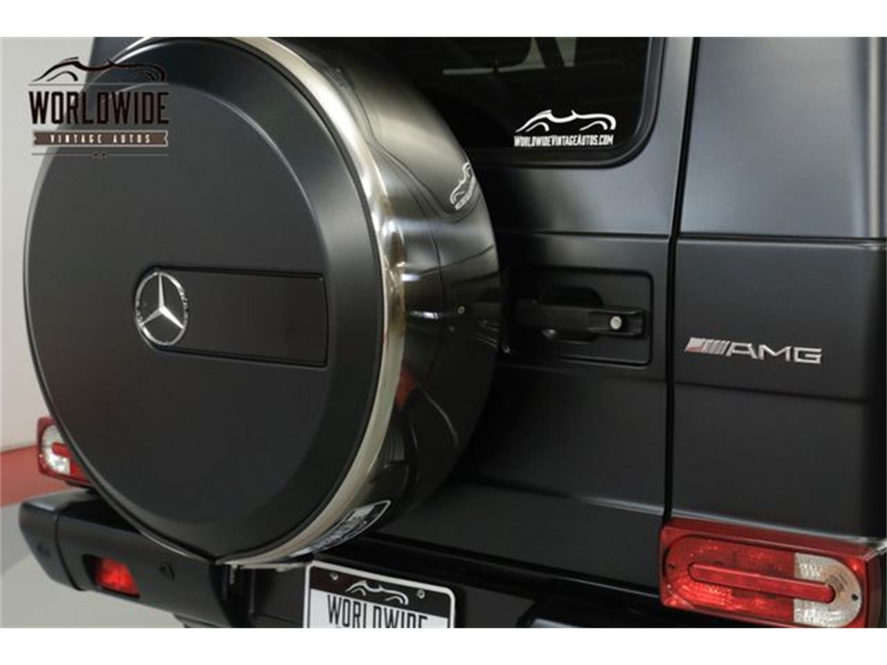 2014 Mercedes-Benz G63 for sale in Denver , CO – photo 32