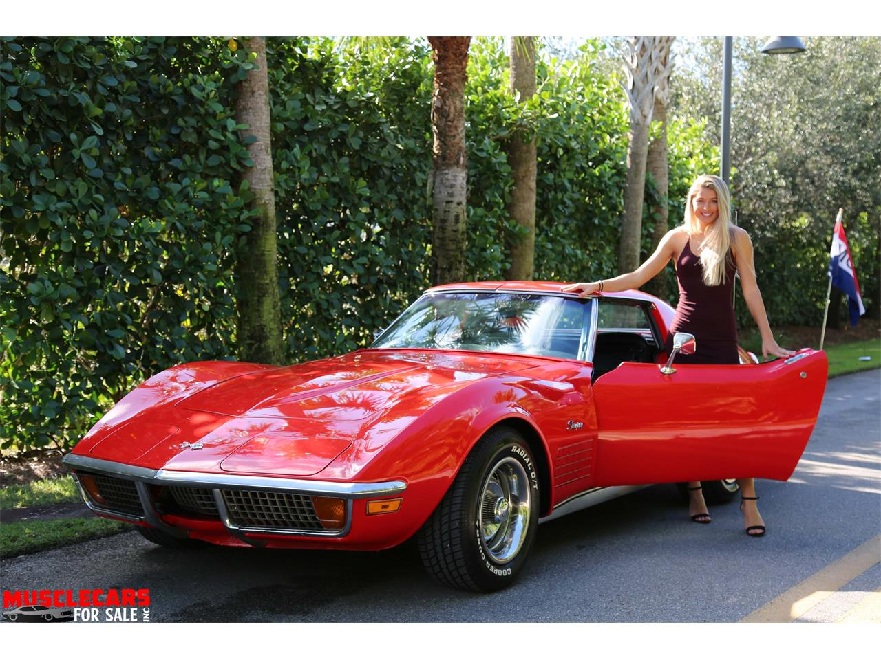 1972 Chevrolet Corvette for sale in Fort Myers, FL – photo 10