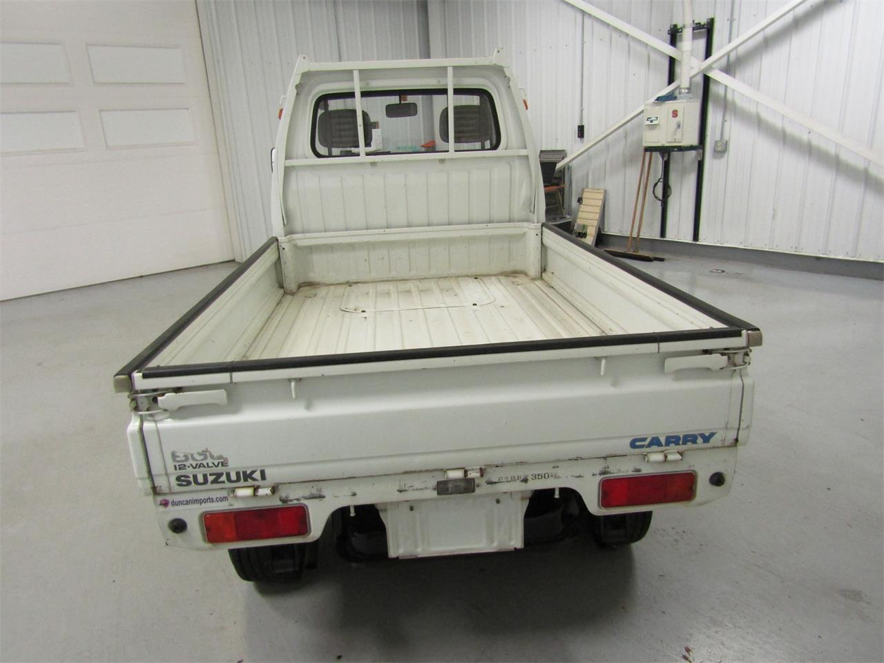 1991 Suzuki Carry for sale in Christiansburg, VA – photo 9