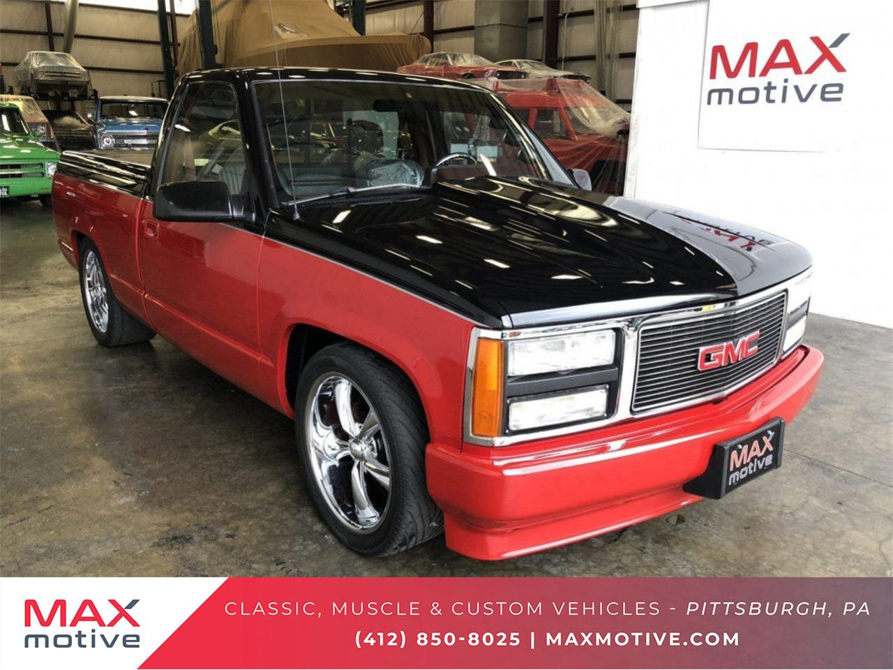 1991 GMC Sierra for sale in Pittsburgh, PA