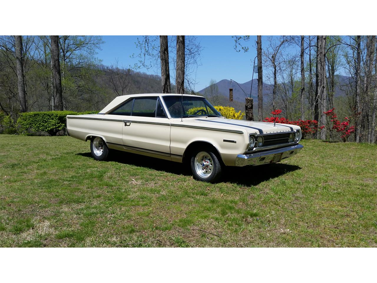 1967 Plymouth Belvedere 2 for sale in SYLVA, NC – photo 2