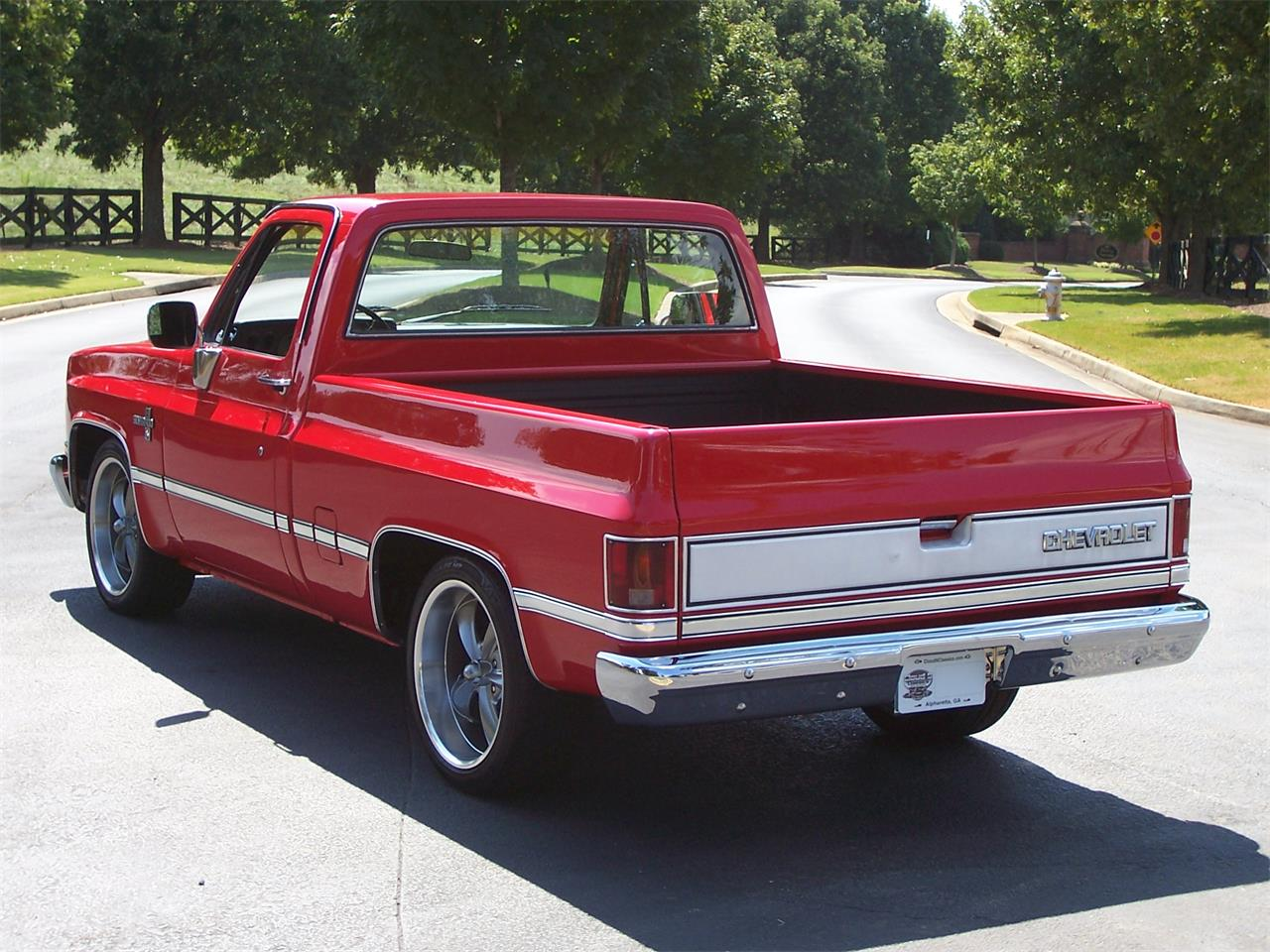 1985 Chevrolet C/K 10 for sale in Alpharetta, GA – photo 86