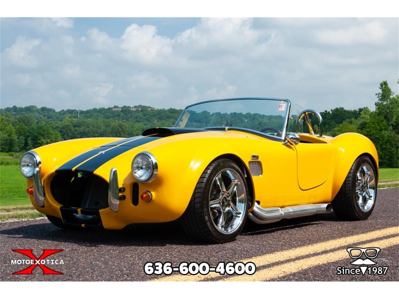 2003 Special Construction Cobra Replica for sale in St. Louis, MO – photo 4