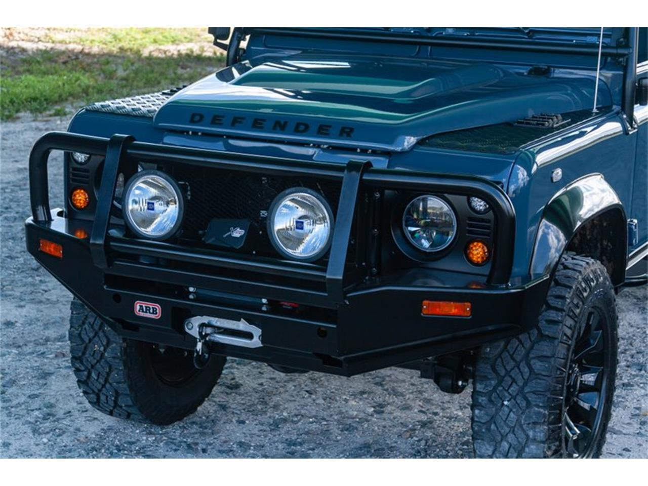 1997 Land Rover Defender for sale in Delray Beach, FL – photo 9