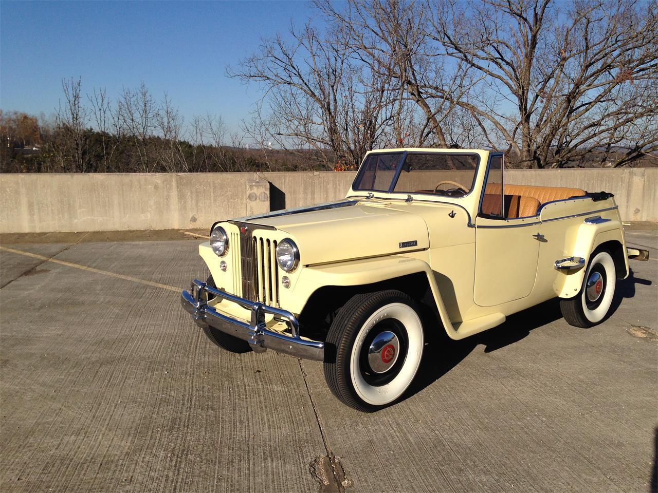 1949 Willys-Overland Jeepster for sale in Branson, MO