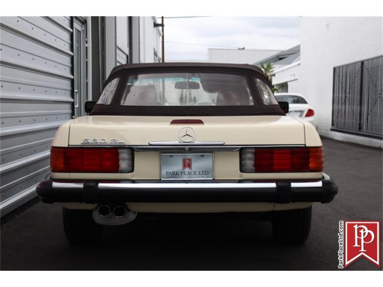 1988 Mercedes-Benz 560SL for sale in Bellevue, WA ...