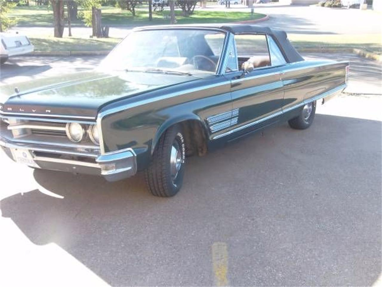 1966 Chrysler 300 for sale in Cadillac, MI