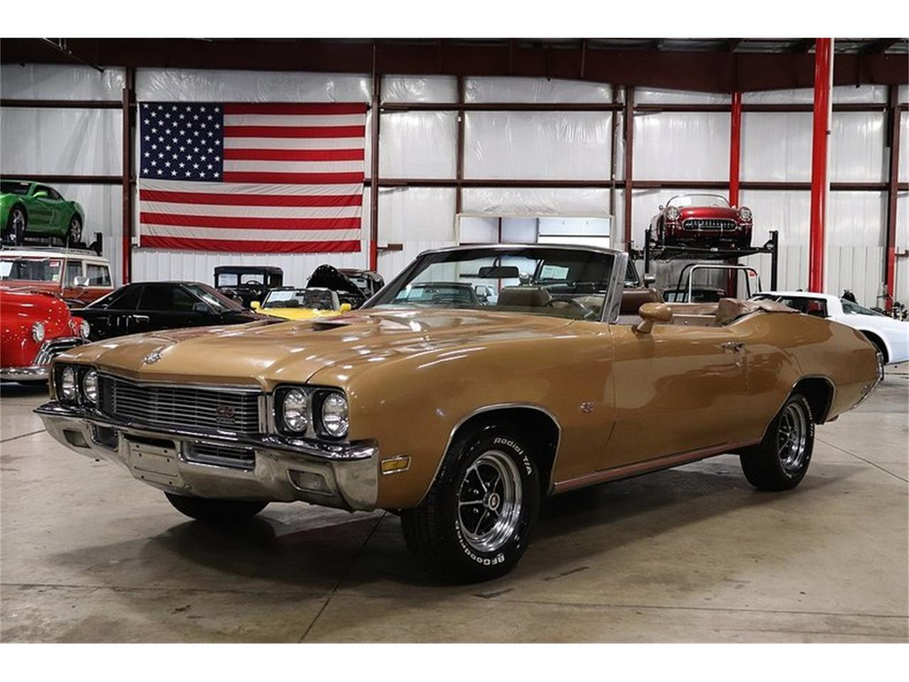 1972 Buick Gran Sport for sale in Kentwood, MI