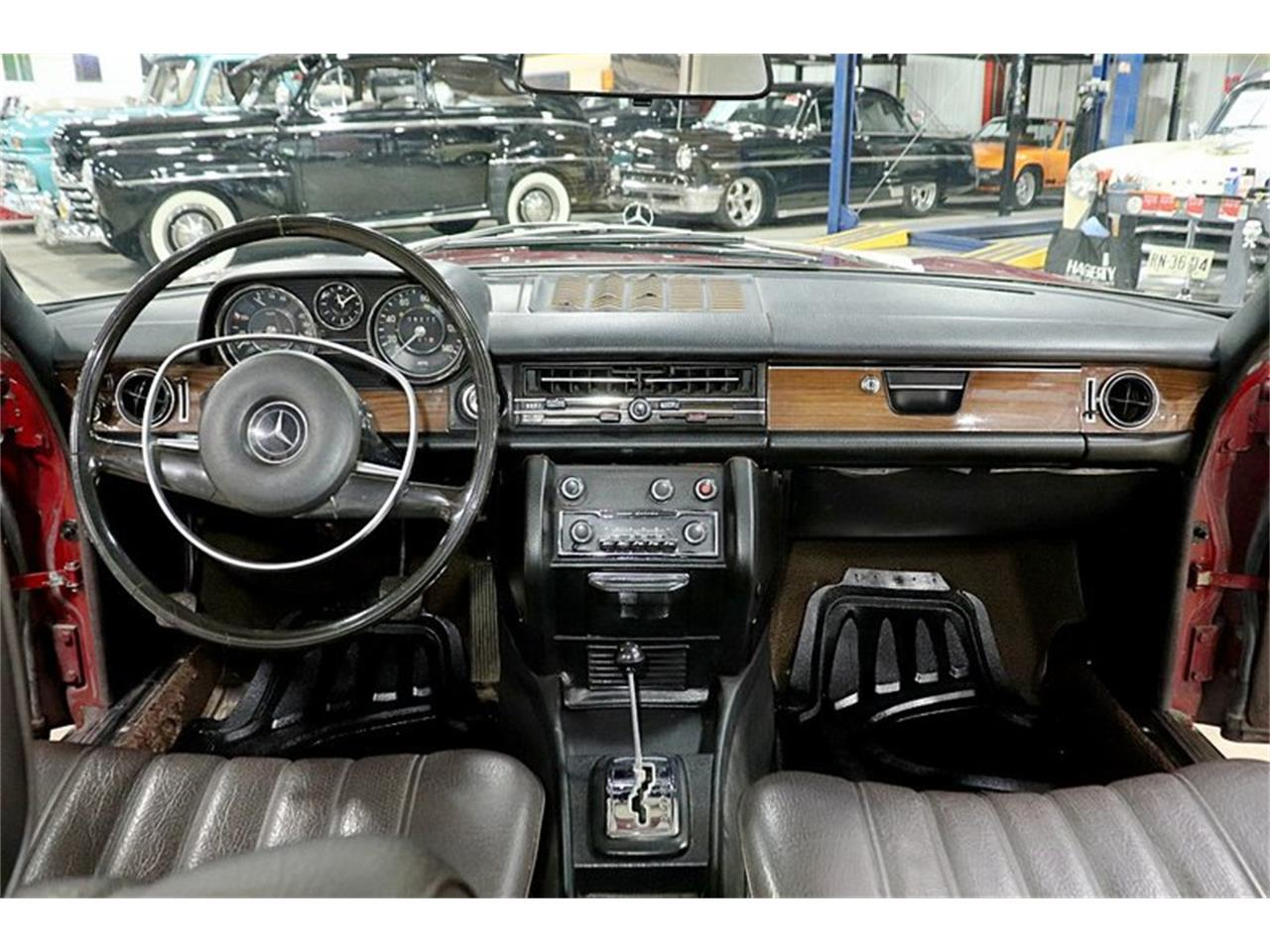 1971 Mercedes-Benz 250C for sale in Kentwood, MI – photo 51