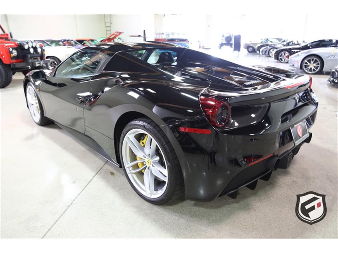 2017 Ferrari 488 for sale in Chatsworth, CA – photo 10