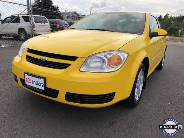 2005 Chevrolet Chevy Cobalt Ls Model Guaranteed Credit Approval  For Sale In Woodinville  Wa