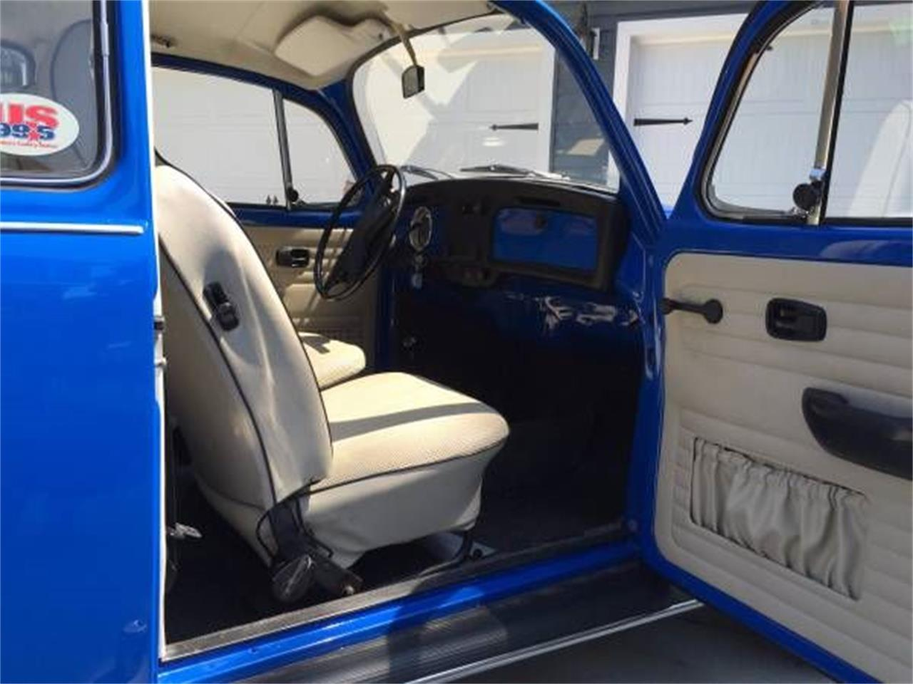 1972 Volkswagen Super Beetle for sale in Cadillac, MI – photo 12