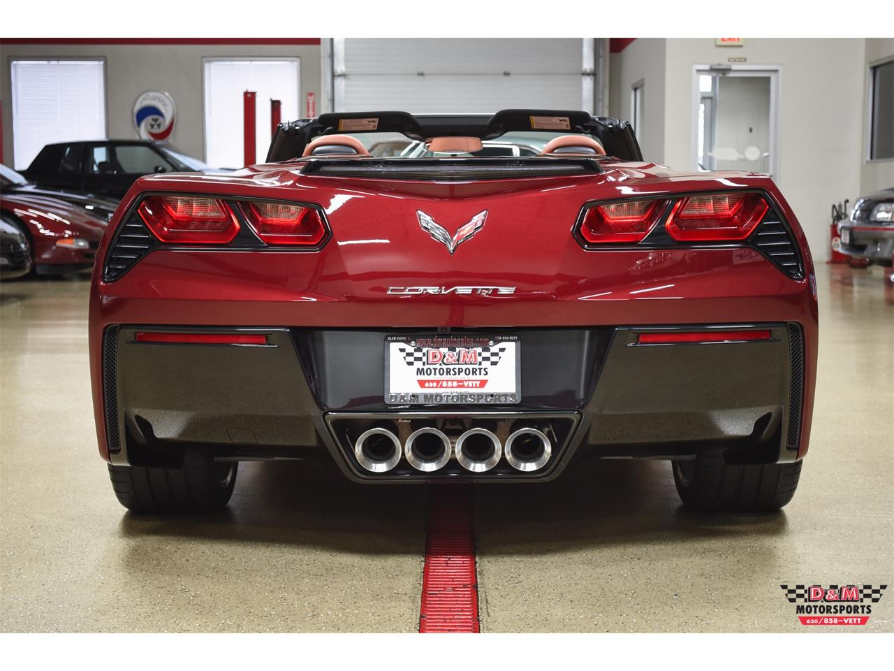 2018 Chevrolet Corvette for sale in Glen Ellyn, IL – photo 4