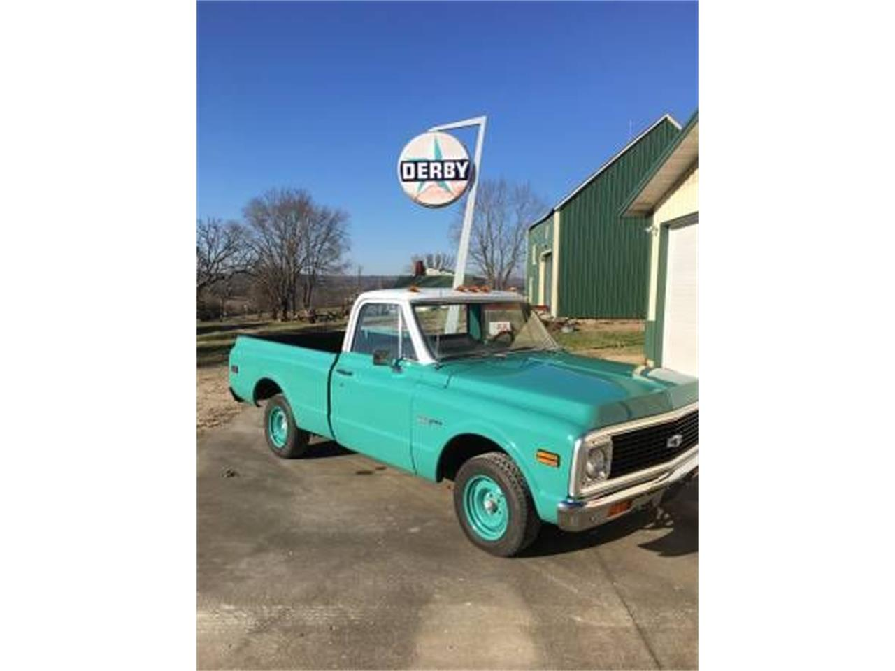 1972 Chevrolet C10 for sale in Cadillac, MI – photo 3