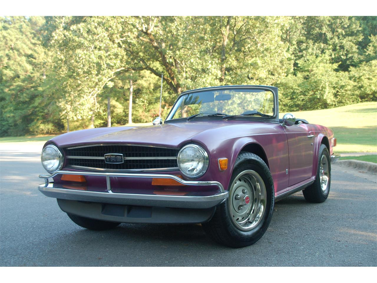 1973 Triumph TR6 for sale in Little Rock, AR
