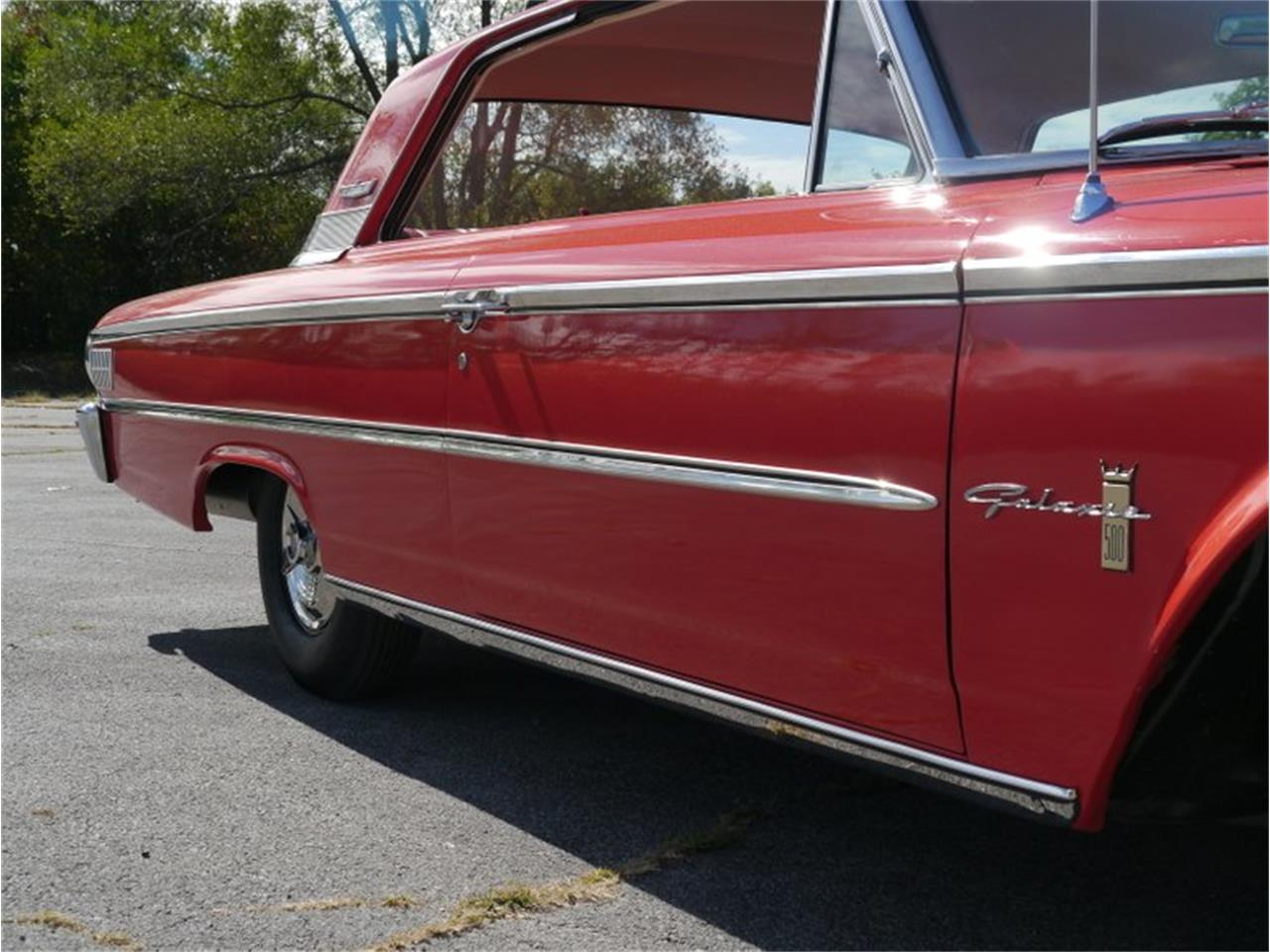 1963 Ford Galaxie 500 for sale in Alsip, IL – photo 63