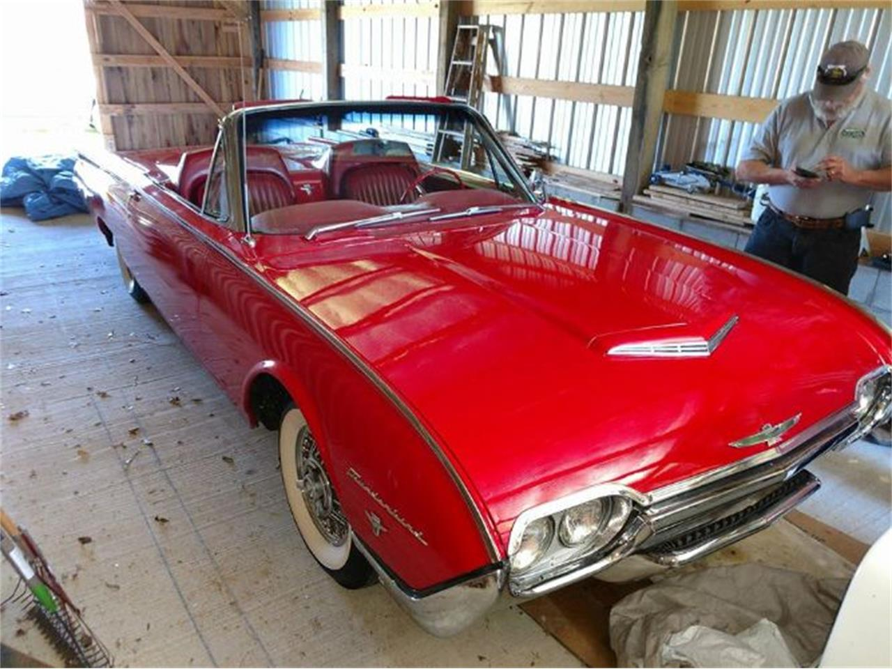 1962 Ford Thunderbird for sale in Cadillac, MI – photo 3