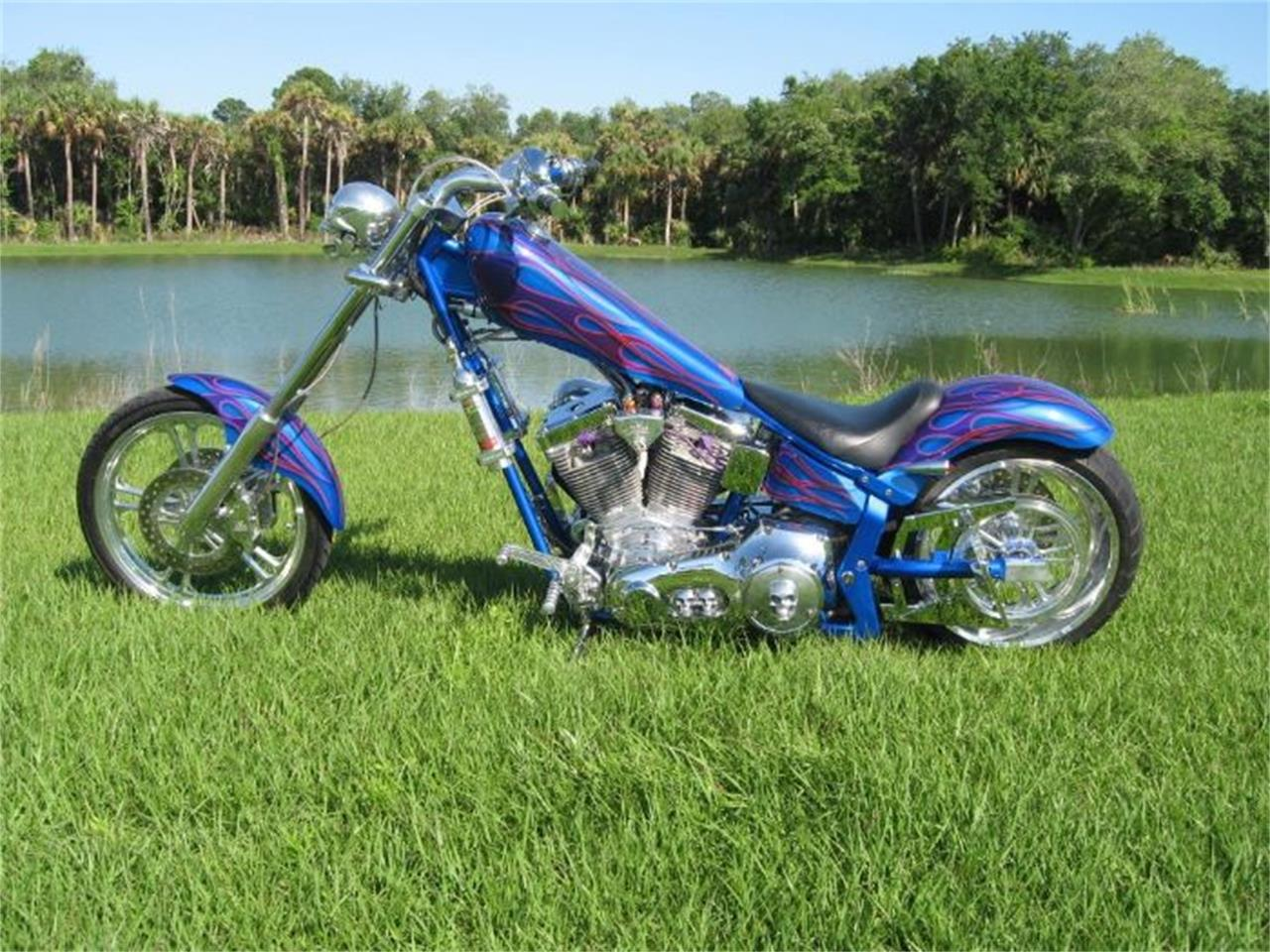 2002 American Ironhorse Texas Chopper for sale in Cadillac, MI – photo 6
