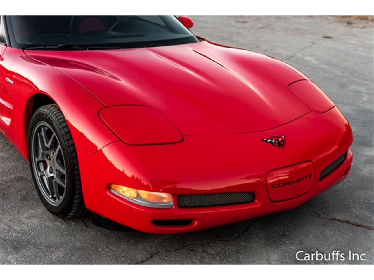 2001 Chevrolet Corvette for sale in Concord, CA – photo 24