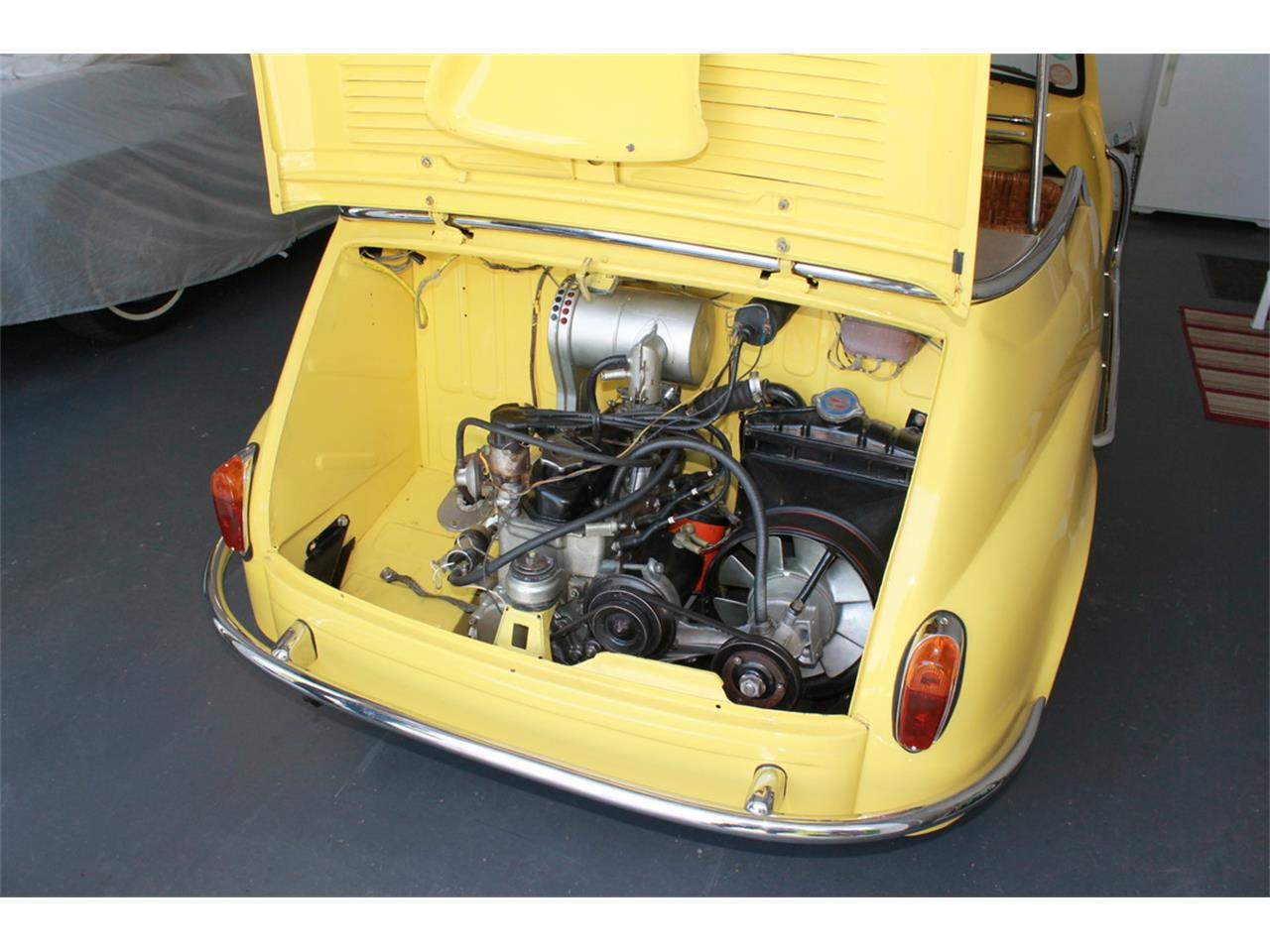 1960 Fiat 600 for sale in Chattanooga, TN – photo 22