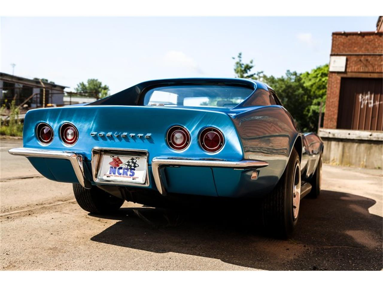 1969 Chevrolet Corvette for sale in Wallingford, CT – photo 75
