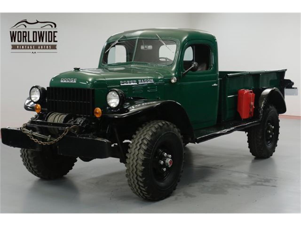 Dodge Power Wagon For Sale >> 1949 Dodge Power Wagon For Sale In Denver Co
