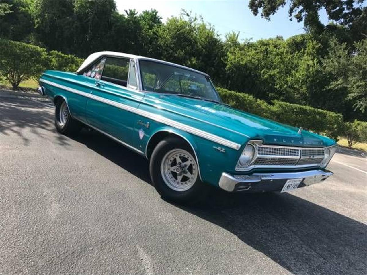 1965 Plymouth Belvedere for sale in Cadillac, MI – photo 14