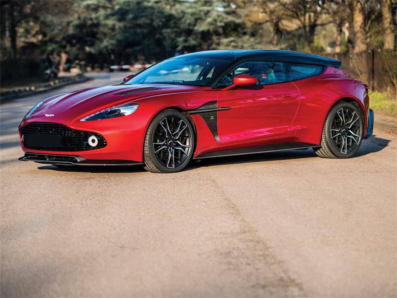 2019 Aston Martin Vanquish for sale in Cernobbio, Other