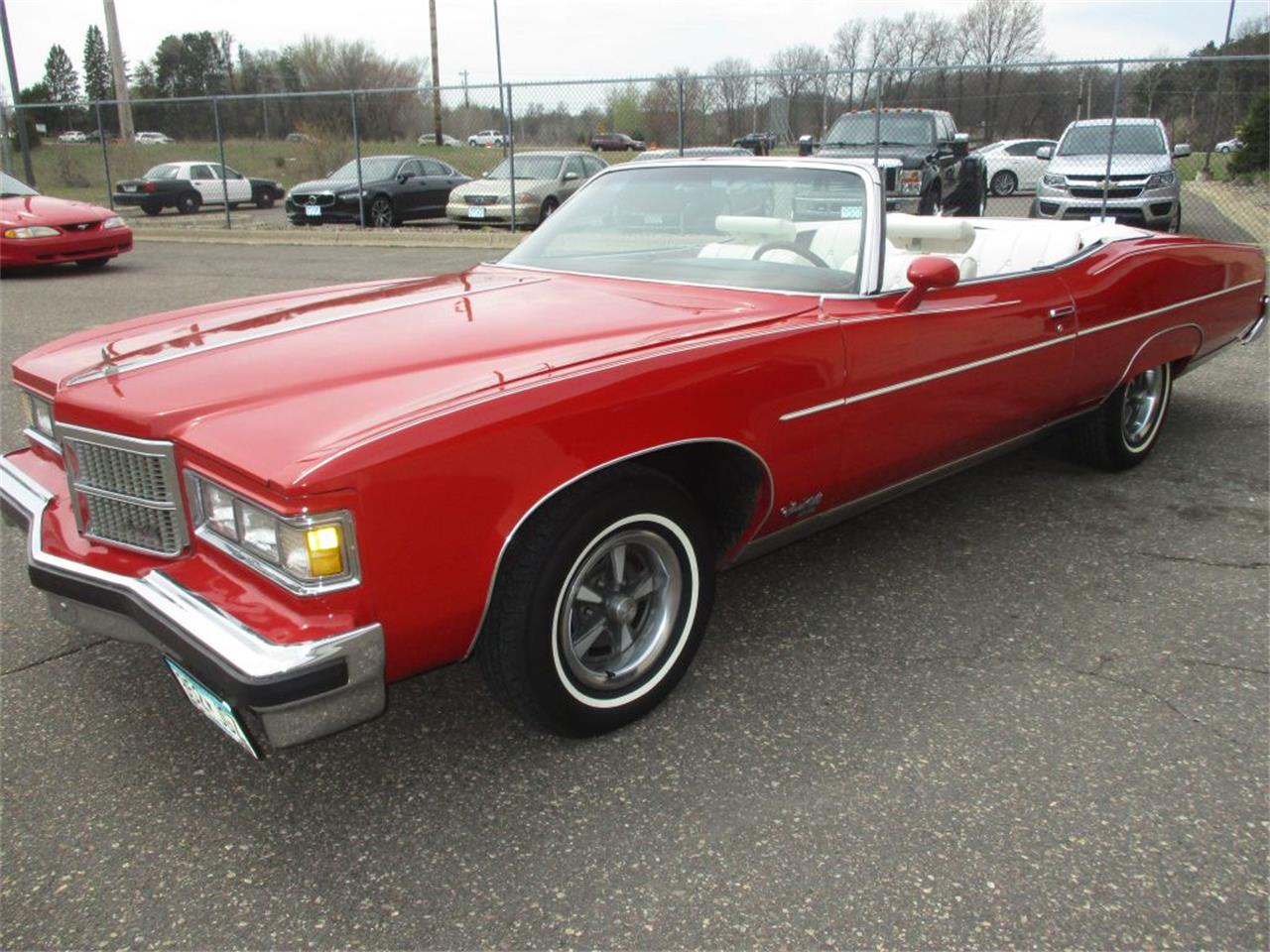 1975 Pontiac Grand Ville for sale in Ham Lake, MN – photo 16