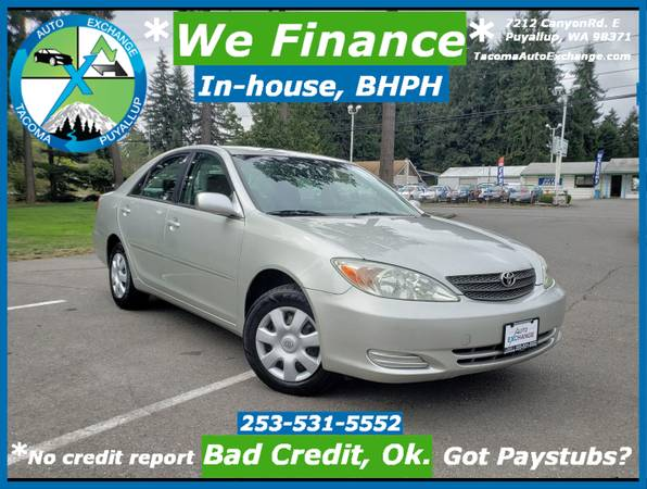 credit help in house financing no credit report with as low as for sale in puyallup wa classiccarsbay com classiccarsbay