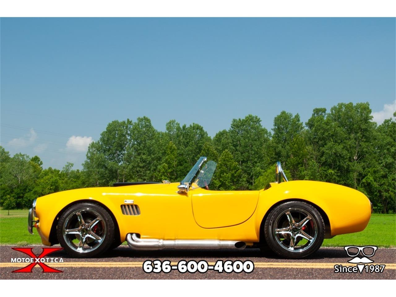2003 Special Construction Cobra Replica for sale in St. Louis, MO – photo 5