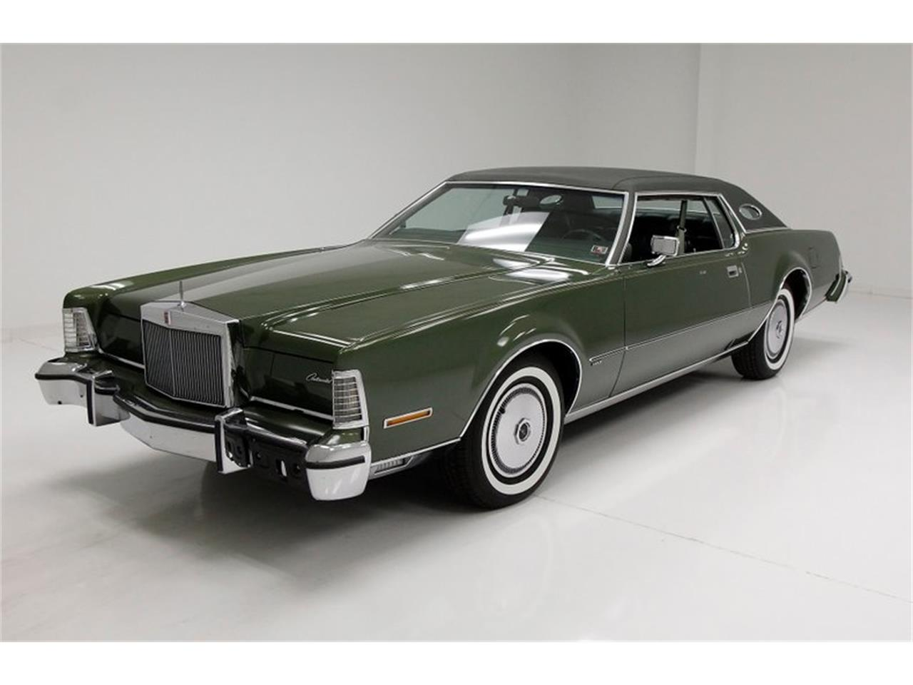 1974 Lincoln Continental Mark IV for sale in Morgantown, PA