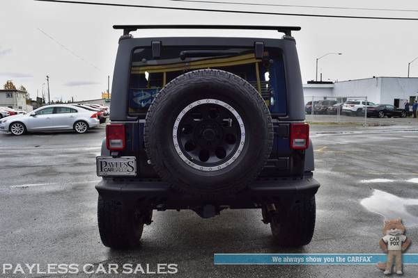 2017 Jeep Wrangler Unlimited Sport / 4X4 / Automatic / Hard Top / Lift for sale in Anchorage, AK – photo 5