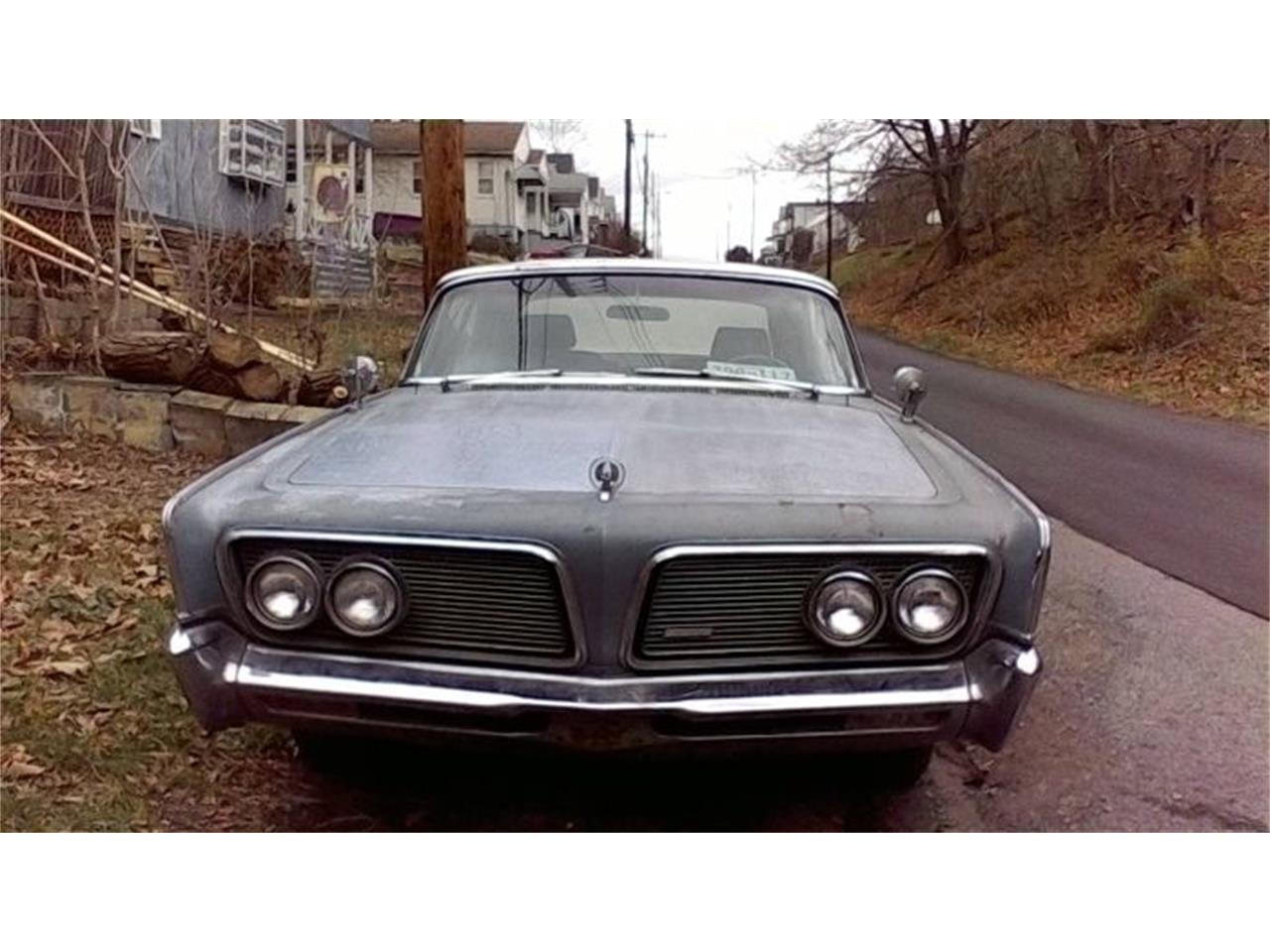1964 Chrysler Imperial for sale in Cadillac, MI