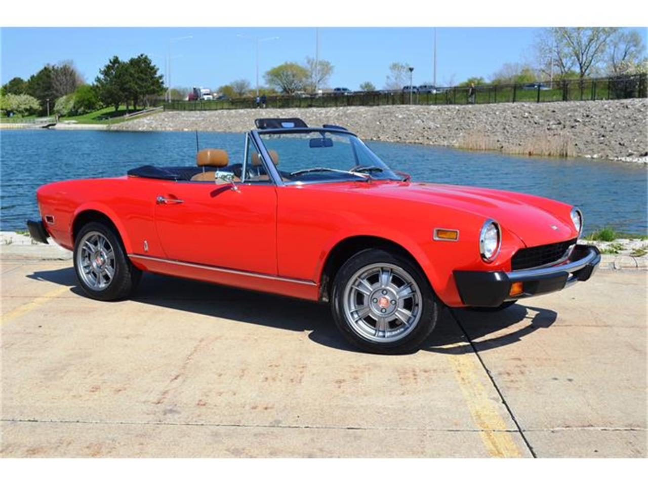 1977 Fiat 124 for sale in Barrington, IL – photo 21