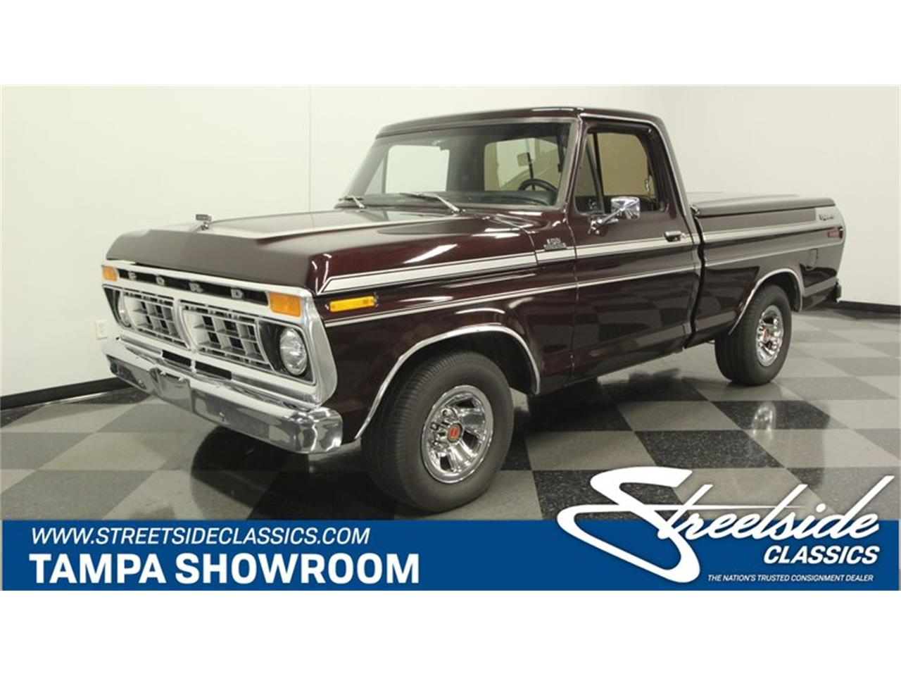 1977 Ford F100 for sale in Lutz, FL