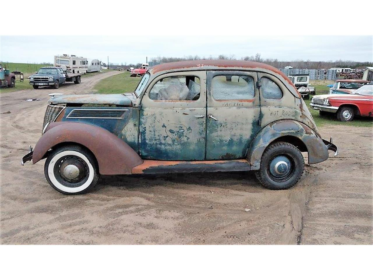 1937 Ford 4-Dr Sedan for sale in Parkers Prairie, MN
