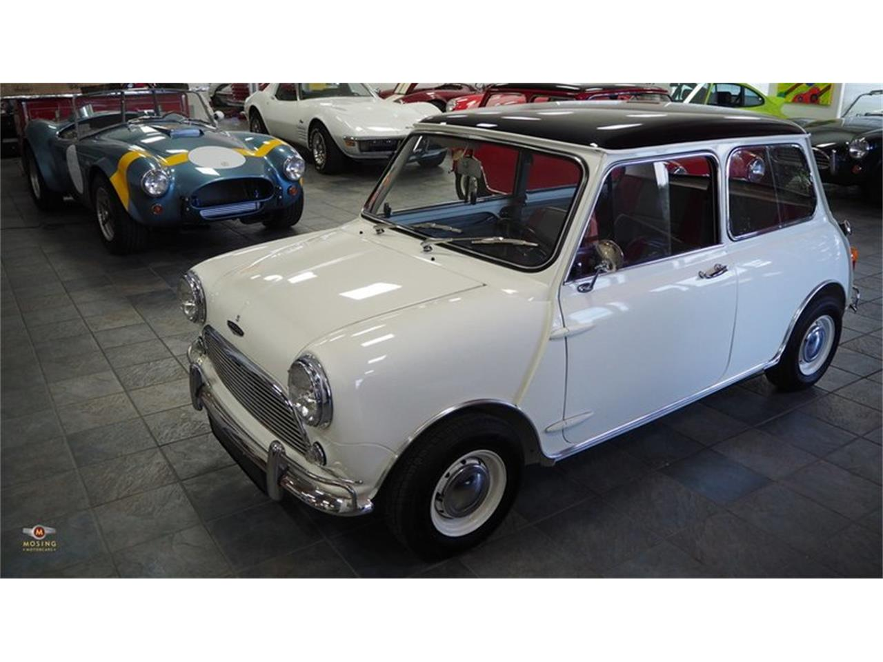 1967 Austin Mini Cooper S for sale in Austin, TX – photo 2