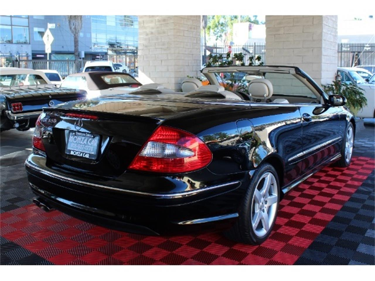2007 Mercedes-Benz CLK-Class for sale in Sherman Oaks, CA – photo 7