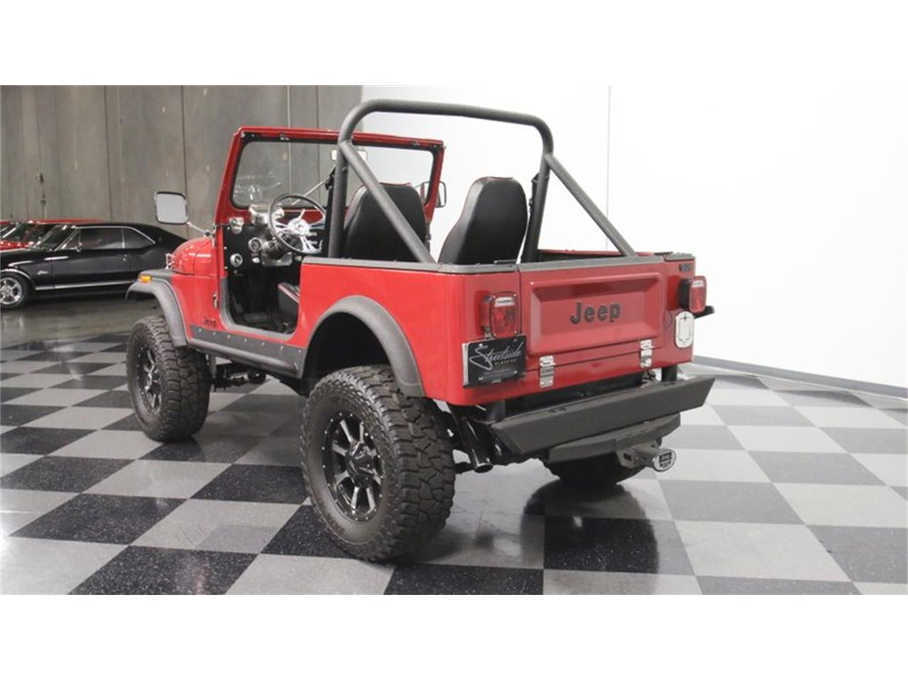 1982 Jeep CJ7 for sale in Lithia Springs, GA – photo 9