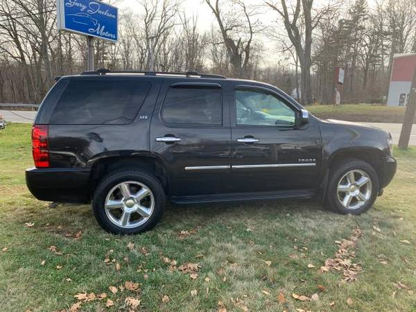 2013 Chevrolet Tahoe 4WD 4dr 1500 LTZ - cars & trucks - by dealer -... for sale in North Oxford, MA – photo 9