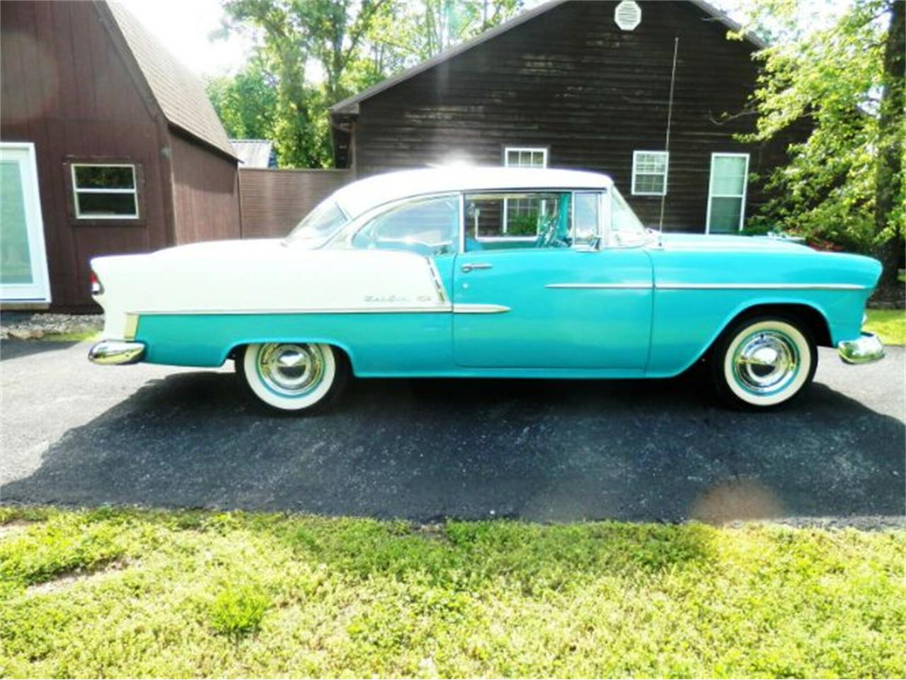 1955 Chevrolet Bel Air for sale in Cadillac, MI – photo 12