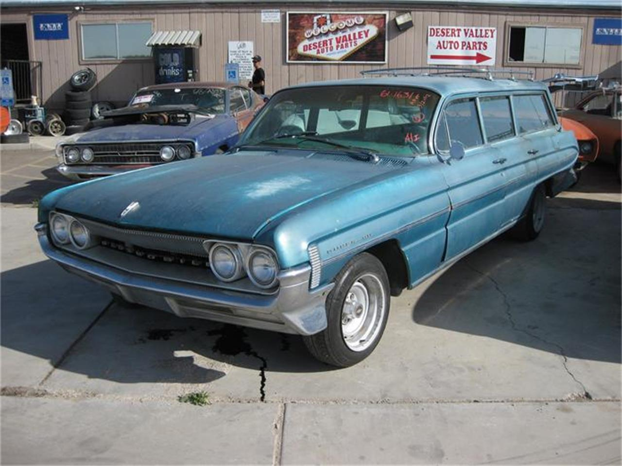 1961 Oldsmobile 88 for sale in Phoenix, AZ – photo 2
