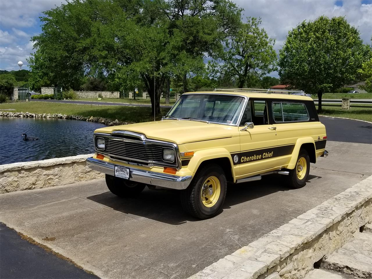 1979 Jeep Cherokee Chief for sale in Kerrville, TX – photo 5