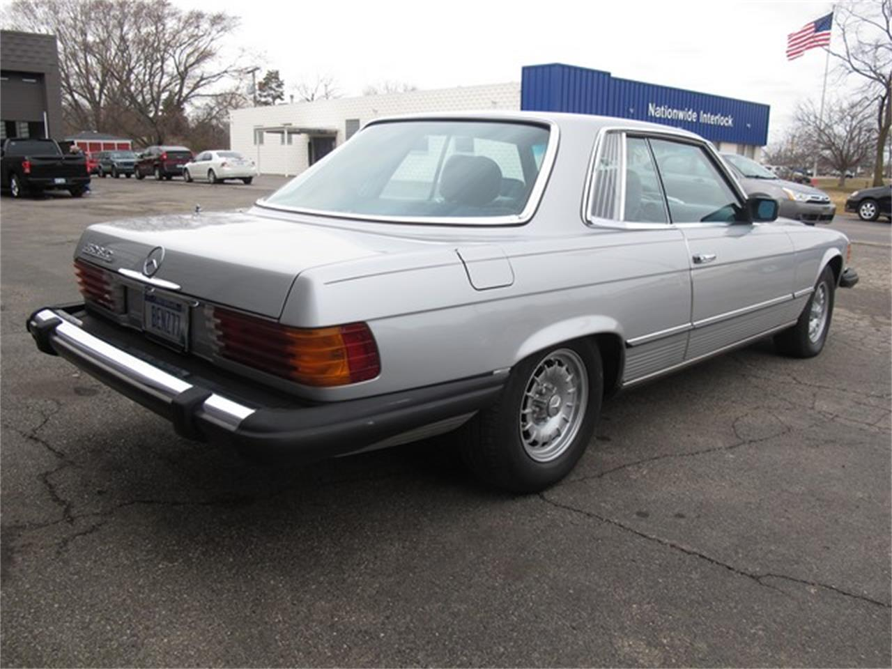 1977 Mercedes-Benz 450SLC for sale in Troy, MI – photo 14
