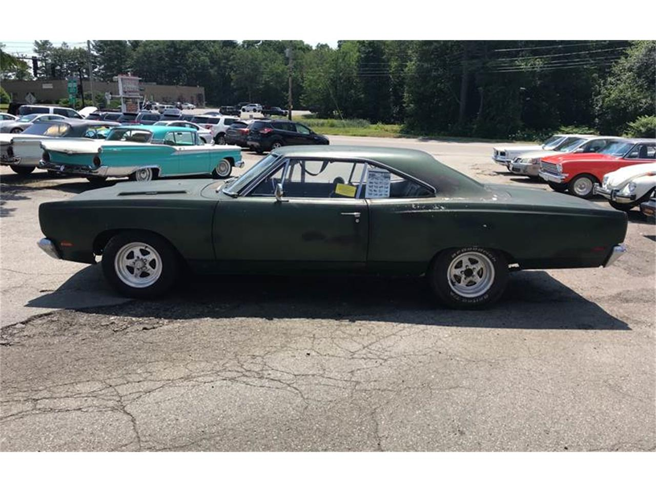 1969 Plymouth Road Runner for sale in Westford, MA – photo 13