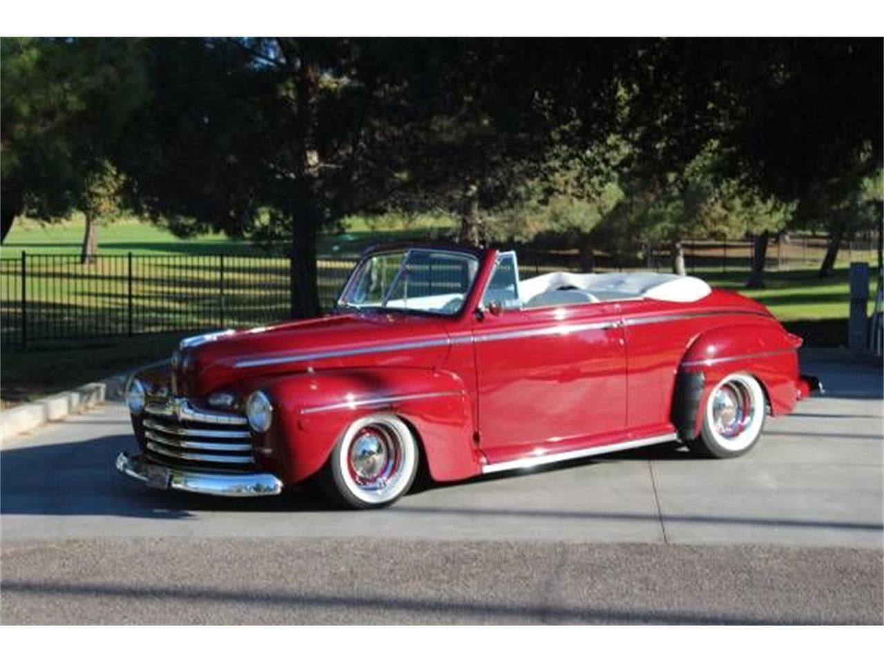 1946 Ford Super Deluxe For Sale In Cadillac Mi Classiccarsbay Com