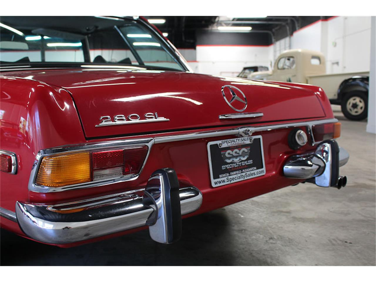 1970 Mercedes-Benz 280SL for sale in Fairfield, CA – photo 36