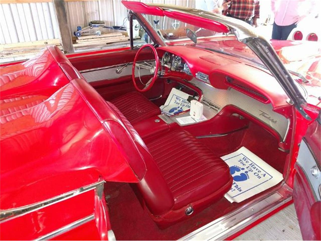 1962 Ford Thunderbird for sale in Cadillac, MI – photo 11